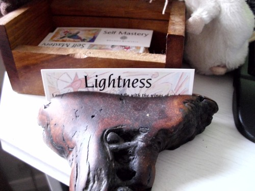 Lightness card