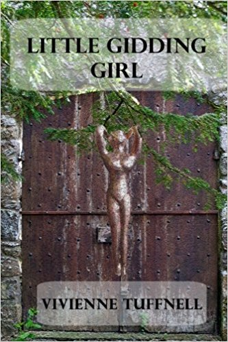 "Front cover of novel ""Little Gidding Girl"" by Vivienne Tuffnell"